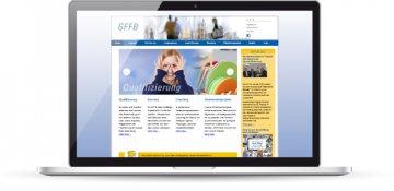 Website GFFB Frankfurt