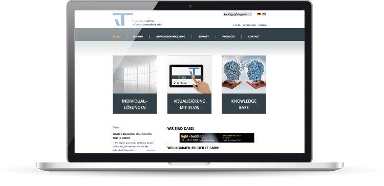 Webdesign mit TYPO3, TYPO3-Agentur Nürnberg