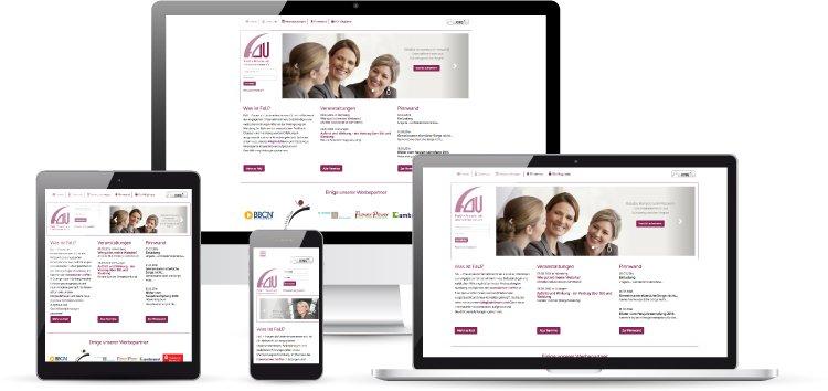 Webdesign mit TYPO3