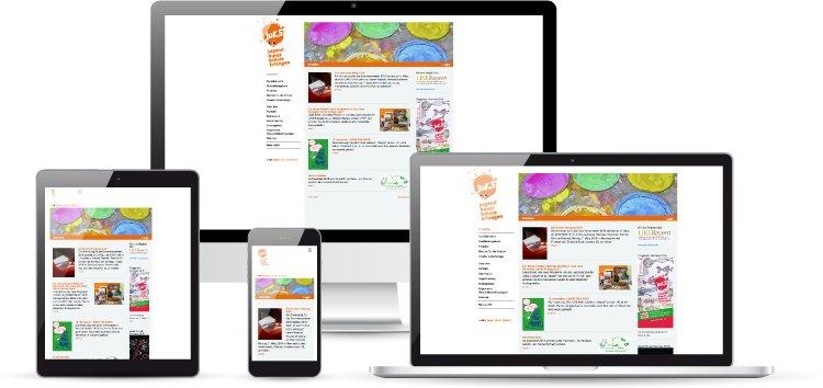 Internetagentur Nürnberg TYPO3-Website mit Extensionentwicklung