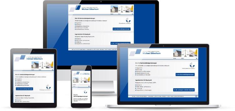 TYPO3-Agentur Nürnberg: Website mit TYPO3