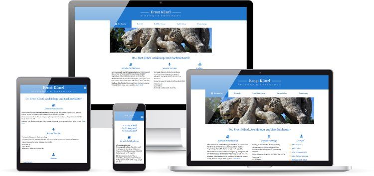 Responsive Webdesign, CMS TYPO3 7.6