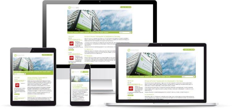 Webdesign TYPO3
